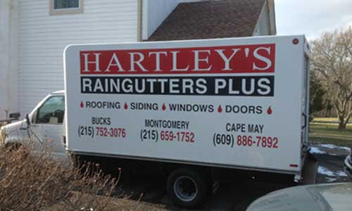 Hartley's Raingutters Plus