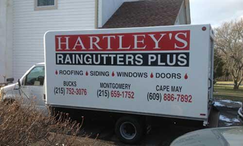 Hartley's Raingutters Plus